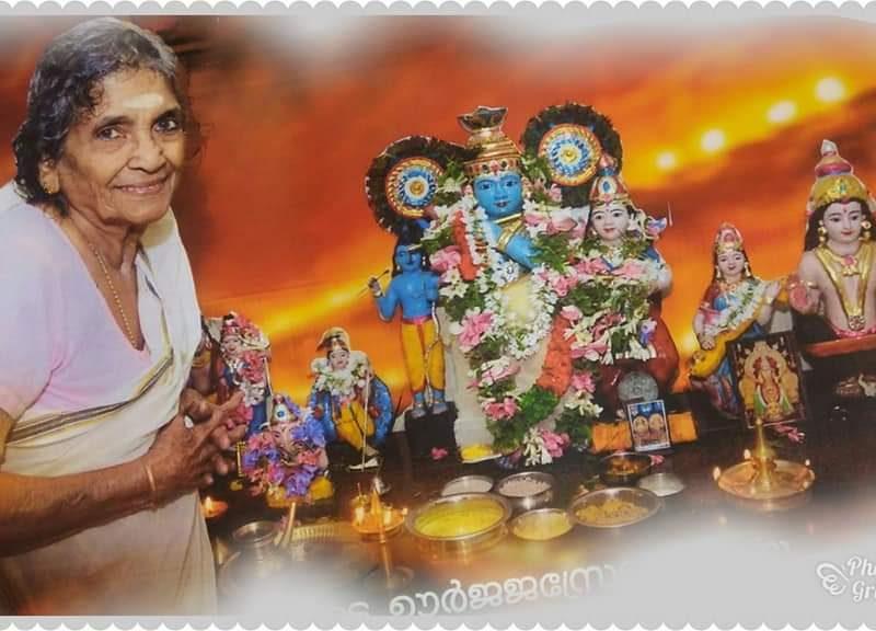 E P Devaki Pisharasiar